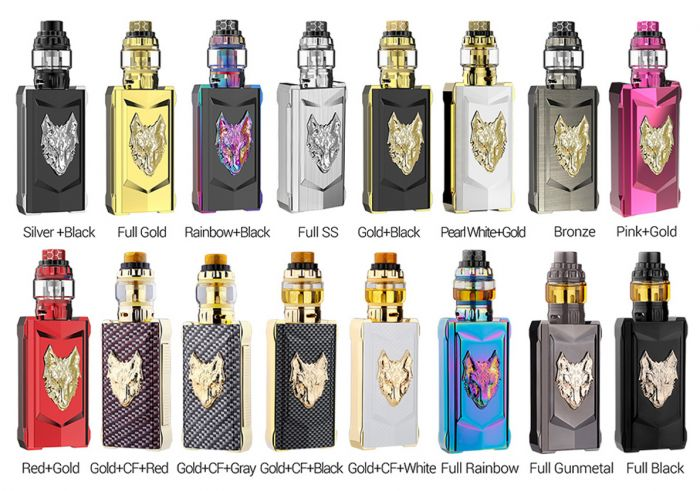 snowwolf mfeng t limited edition super vapes